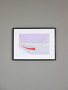 Grafika - Most SNP (print) - 13036561_