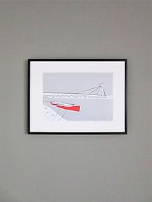 Grafika - Most SNP (print) - 13036568_