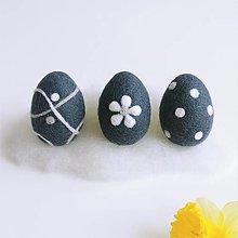Dekorácie - Sada veľkonočných vajíčok  (2) - 13037577_
