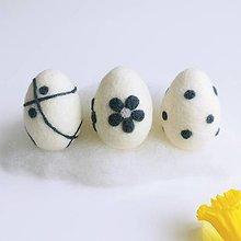 Dekorácie - Sada veľkonočných vajíčok  (5) - 13037589_