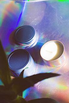 Svietidlá a sviečky - LIMITOVANÁ EDÍCIA - Sojová sviečka - rôzne vôňe - 13037066_