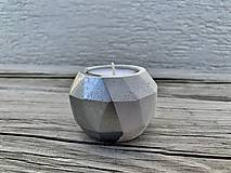 Svietidlá a sviečky - GeoFlame 1/1 - 13036099_