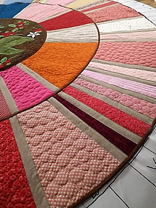 Úžitkový textil - Mandala - 13036301_