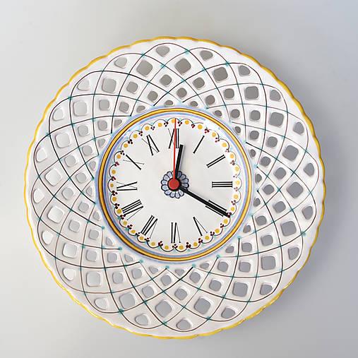 Vyrezávané hodiny