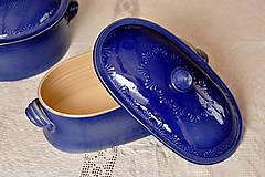 Nádoby - Keramická nádoba na pečenie chleba - 13042685_