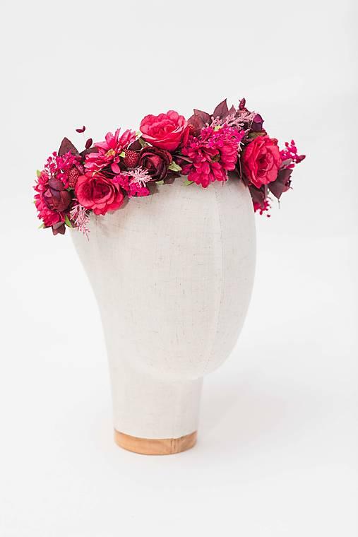 """Kvetinový polvenček """"čaj pri súmraku"""""""