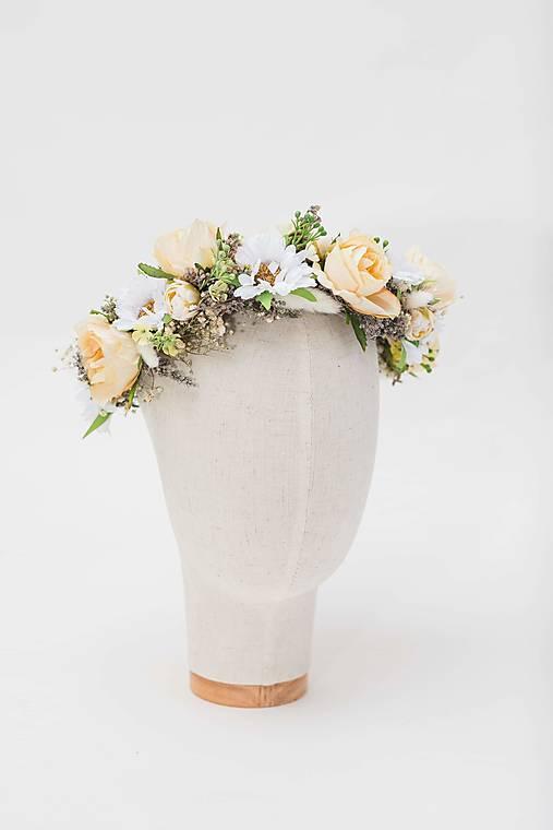 """Kvetinový polvenček """"keď prebúdza sa deň"""""""