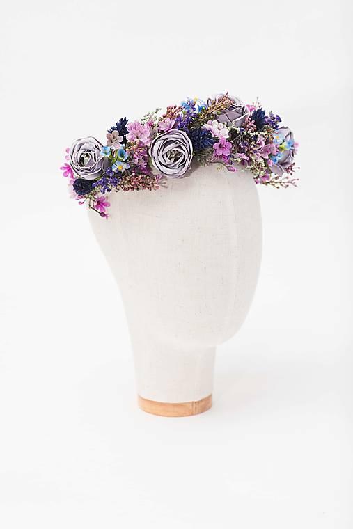 """Kvetinový polvenček """"niečo pošepkám"""""""