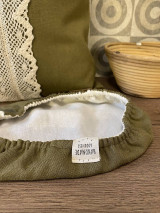 Úžitkový textil - Vojenská zelená - 13041846_