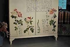 Nábytok - Skriňa Flora Parisiensis - 13038931_