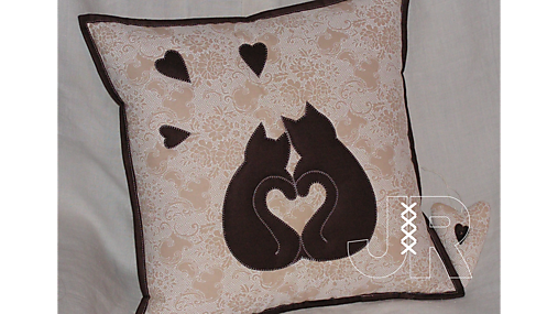 mačičky - láska