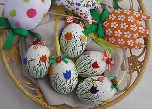 Dekorácie - veľkonočné vajíčko - 13044393_