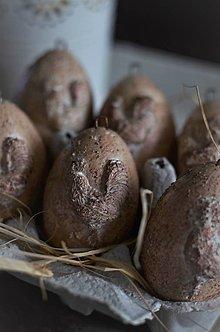 Dekorácie - Vajíčka s kohútom - 13045116_