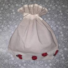 Úžitkový textil - Vrecko na chleba - 13044061_