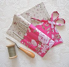 Úžitkový textil - Organizér na háčiky - 13044833_