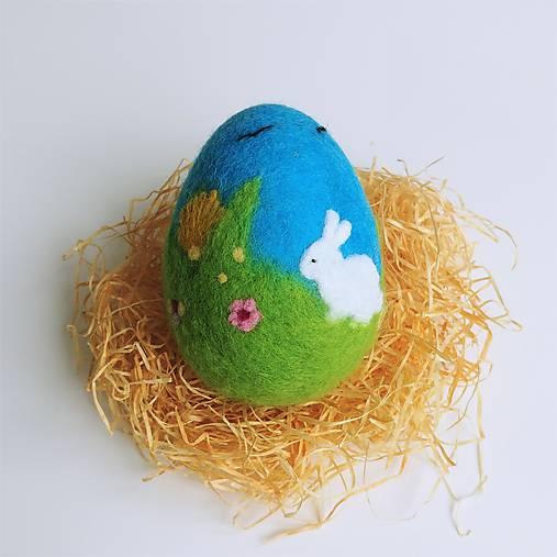 Veľkonočné vajíčko - na lúke 1