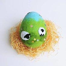 Dekorácie - Veľkonočné vajíčko - na lúke 2 - 13045047_