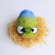 Dekorácie - Veľkonočné vajíčko - na lúke 3 - 13045163_
