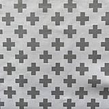 Úžitkový textil - Čiapka na kysnutie cesta podšitá ľanom - 13044283_