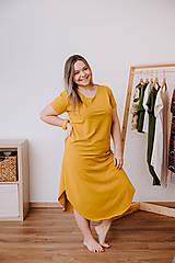 Šaty - Dámske úpletové šaty - 13045461_