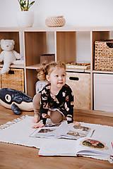 Detské súpravy - Dievčenský 5-dielny set - 13045759_