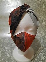 Rúška - ruško s nákrčníkom - 13051748_