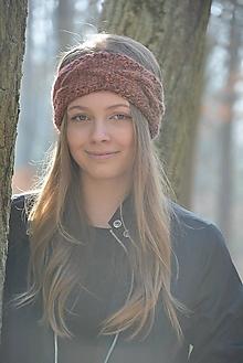 Ozdoby do vlasov - čelenka v melíru - 13047912_