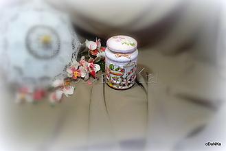 Nádoby - pohár na čaj Šálka čaju - 13050006_