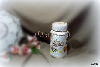 Nádoby - pohár na čaj Môj čajíček - 13050080_