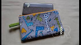 Taštičky - žirafky - 13050661_