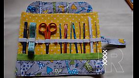 Iné tašky - na háčiky - 13051008_