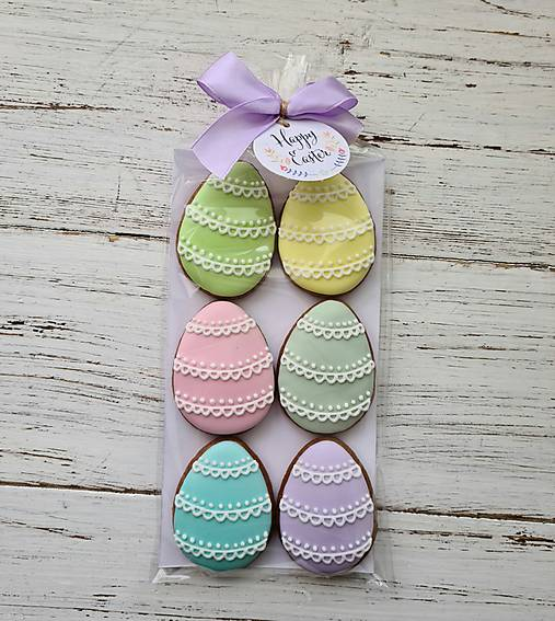 Dekorácie - Mini vajíčka - 13056020_