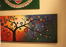 Obrazy - Obraz Sladké ovocie - akryl 90 x 30 cm - 13057364_