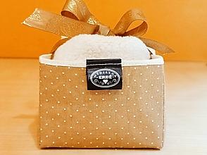 Drogéria - Bio tamponiky v textiľnom boxu + darček - 13053879_