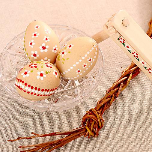 Dekorácie - Veľkonočné kraslice / vajíčka - sada III. - 13057312_