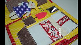 Hračky - posteľ - 13054688_