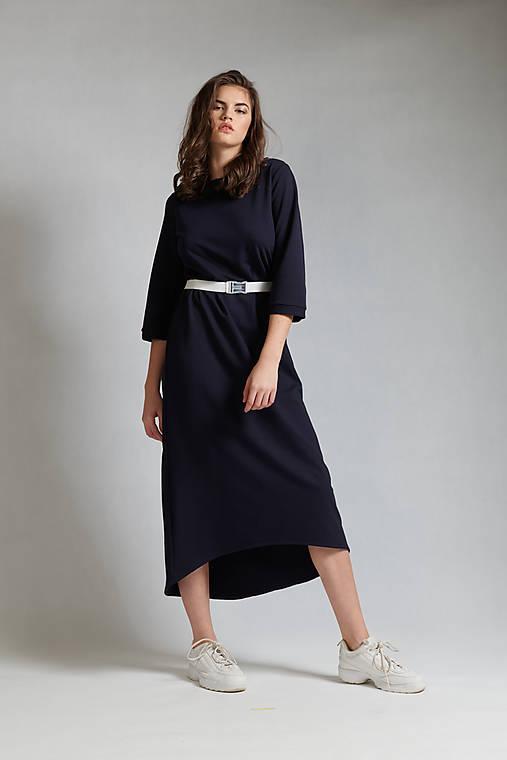 Šaty - Šaty Wonder Navy  - 13058237_