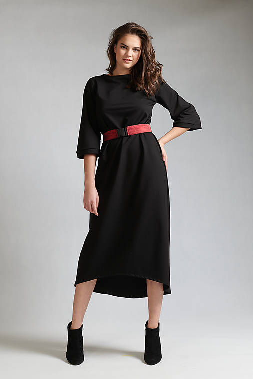 Šaty - Šaty Wonder Black - 13058513_