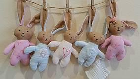 Hračky - Zajačik - mojkáčik - 13058595_