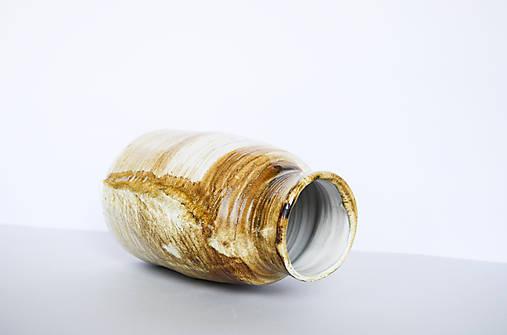 Dekorácie - Váza piesková  - 13059209_