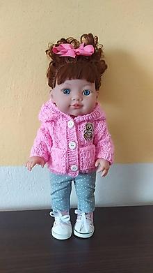 Hračky - Eny oblečenie pre bábiku. - 13058271_