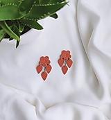 Náušnice - Náušnice z polymérovej hmoty - 13061295_