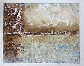 Obrazy - Winter see I - 13058727_