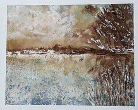 Obrazy - Winter see II - 13058738_