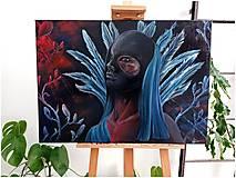 """Obrazy - Obraz na plátne """"Female rebel""""  - 13059227_"""