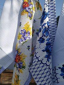 Úžitkový textil - Kuchynské utierky - 13059166_