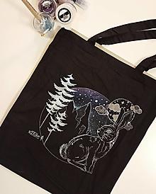 Nákupné tašky - Ekologická taška Na.TuRe🌲 - 13060862_