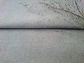 Textil - Poloľanové plátno 175g, š.220cm (ako materiál alebo šitie na želanie) - 13059174_