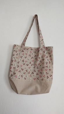Nákupné tašky - Taška -na čerešniach boli sme... - 13064950_