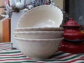 Nádoby - Krémová miska na polievku - 13062746_